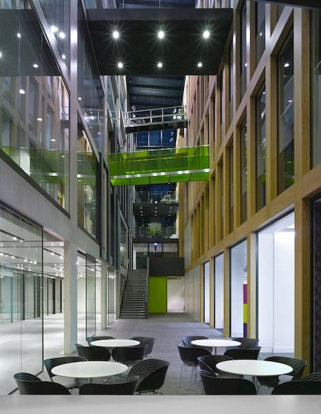 Abercrombie Building, Oxford Brookes University...Learning... Smile!