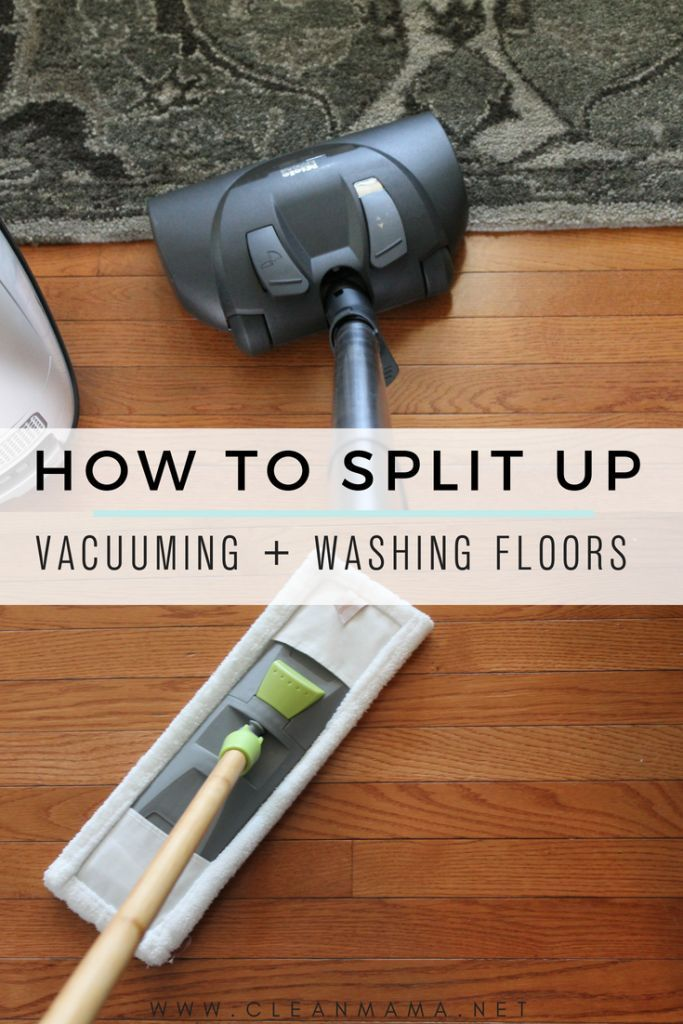 How To Split Up Vacuuming Washing Floors Carpet Cleaning Recipes Deep Carpet