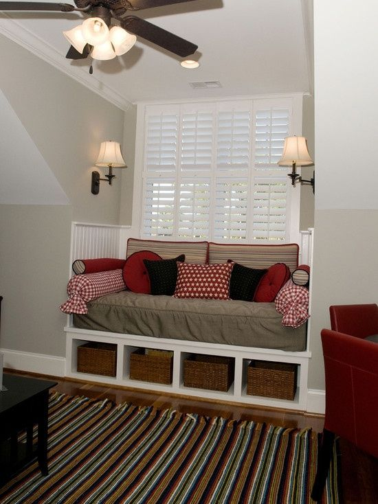 22 Best Dormer Window Treatments Images On Pinterest