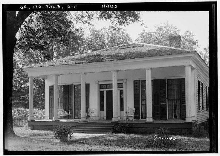 talbotton singles Title methodist church, talbotton, talbot county, ga contributor names historic american buildings survey, creator.
