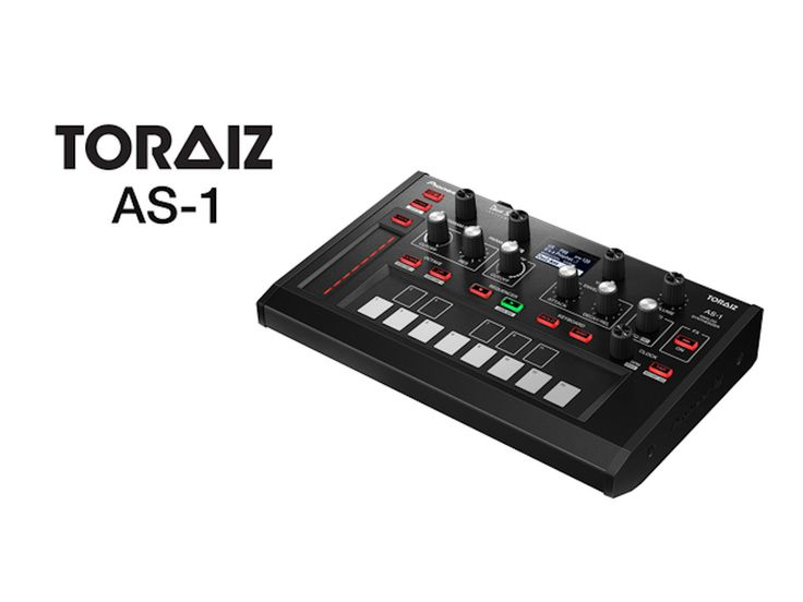 【新製品情報】Pioneer DJ TORAIZ AS-1 #studionoah #新製品情報 #アナログシンセ #pioneer #シンセサイザー