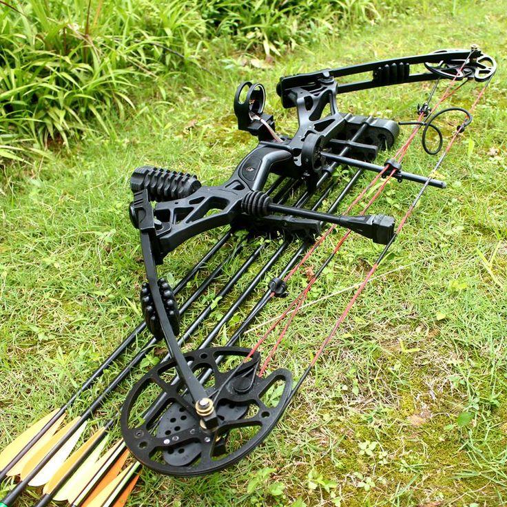 35 ~ $ number libras 330fps caza y la caza de tiro con arco arco compuesto de carbono conjuntos