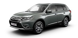 Mitsubishi Outlander available from £1,999 advance payment