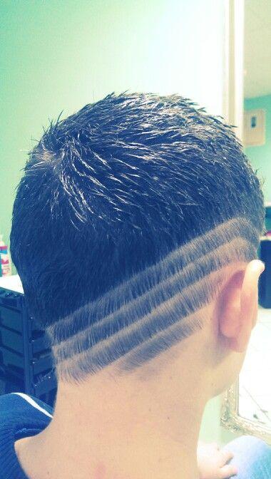 sick barber cuts