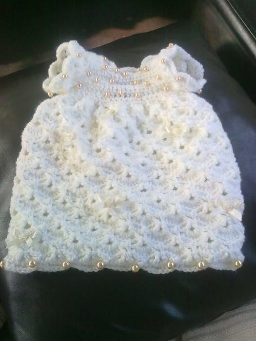 Poppen jurk
