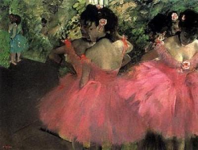 Danseuses - Degas