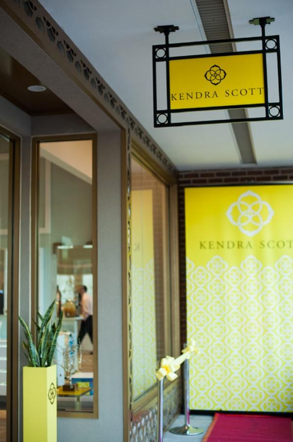 The Kendra Scott Houston Rice Village Store #KendraScott