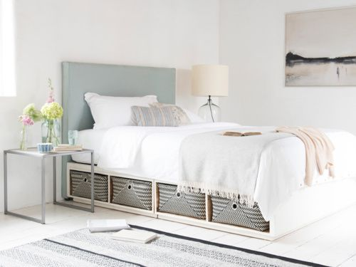the 25 best divan beds with storage ideas on pinterest hemnes day bed sofa bed with drawers. Black Bedroom Furniture Sets. Home Design Ideas