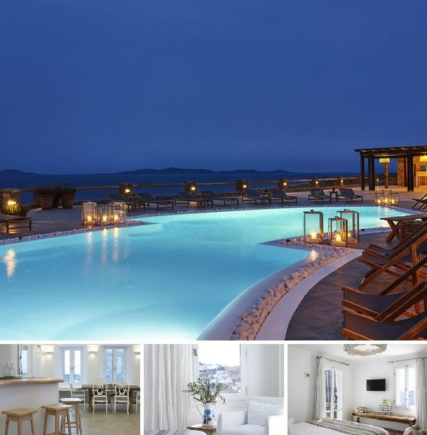 The resort is located on the unspoiled beach of Agios Stefanos, a very short…