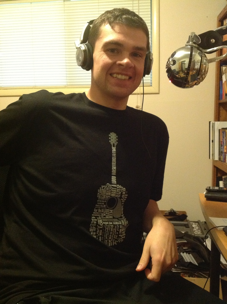 Christian T shirt  EIE Radio host Neil Hess interviewed 19 Upstream recently. Check it out for greater insight into 19 Upstream's heart behind their tees, some interesting info on how the company got started, and more!  http://eieradio.com/bible-study-on-a-t-shirt/    know it. wear it. share it.  www.19upstream.com