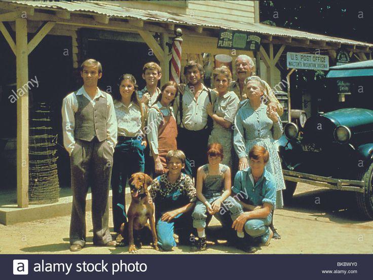 The Waltons (tv - 1972 - 1981) Richard Thomas, Judy Norton, Jon ...
