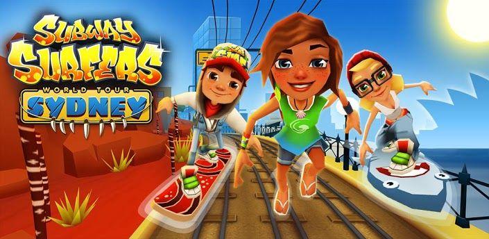 Download Subway Surfers  #subway_surfers #subway_surfers_game #subway_surfers_download http://subwaysurfers0.com/download-subway-surfers.html
