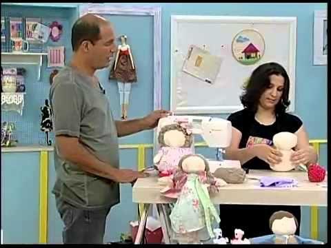 Ateliê na Tv - Rede Século - 09-03-13