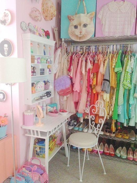 Cute Pastel Room Dream Home Pinterest