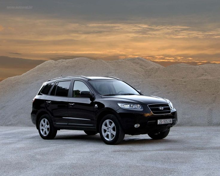 2007 Hyundai Santa Fe - This is a great little car. I love it and am considering buying a second one.