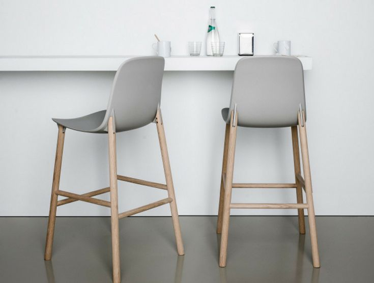 8 Grey Bar Stools You Should Keep in Mind For Your Next Project | www.barstoolsfurniture.com