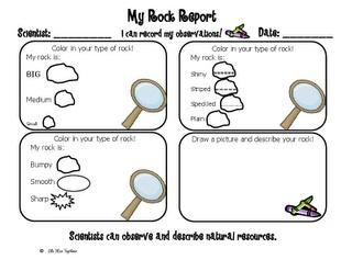 """My Rock Report"" (free)"