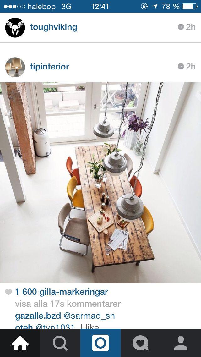 7 best Inredning images on Pinterest Living room, Decorating ideas - designer mobel materialmix