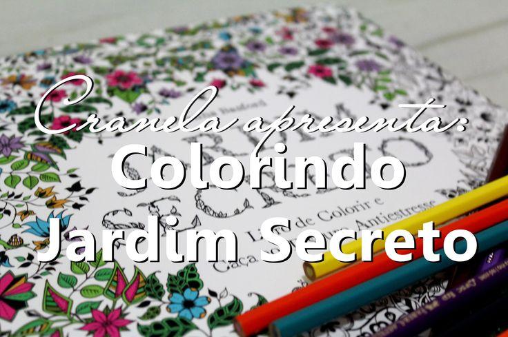 1000 ideias sobre Meu Jardim Secreto no Pinterest  Livro De Colorir