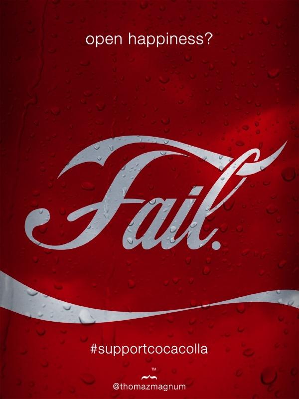 #Thomazmagnum #CocaColla #SupportCocaColla