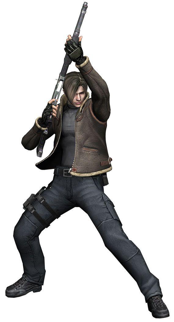 Leon S. Kennedy - Resident Evil 4