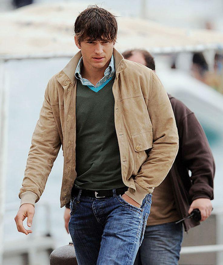 Ashton Kutcher...good ol' Iowa man