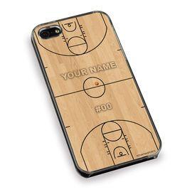 Basketball Phone Case Basketball Court
