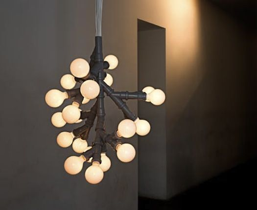 Flexible Knockdown Lamp: Bunch Of Bulbs By Kilo Design | On Off Switch:  Lamps | Pinterest | Bulbs Nice Design