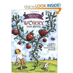 Great resource for anxiety/worry. I have used this in individual and group sessions with students. I love that it is interactive! What to Do When You Worry Too Much: A Kid's Guide to Overcoming Anxiety (What to Do Guides for Kids). Visit School Counselor Blog (www.schcounselor.com) for more innovative ideas, creative lessons, and quality resources. ($10.85)