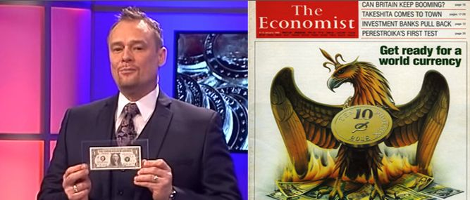 Terry Sacka Explains Why A One World Currency Is Now Possible