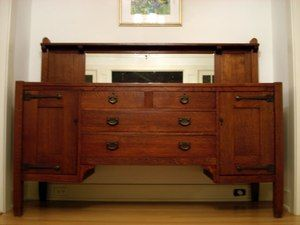 89 Best Gustav Stickley Images On Pinterest Gustav