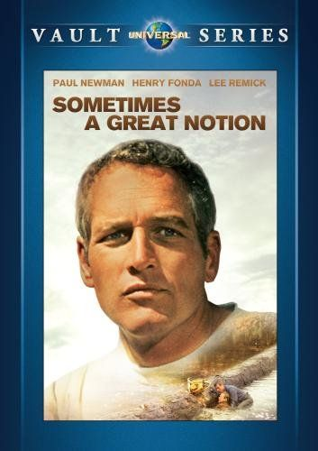 Amazon.com: Sometimes a Great Notion (Universal Vault Series): Paul Newman, Henry Fonda, Lee Remick, Richard Jaeckel, Linda Lawson, Cliff Potts, Roy Poole, Joe Maross, John C. Foreman, John Gay: Movies & TV