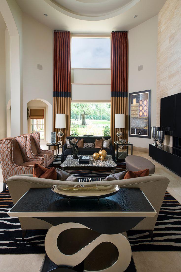 Living Rooms Design Interiors Dallasdesigngroup