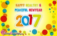 Happy Healthy And Peaceful New Year