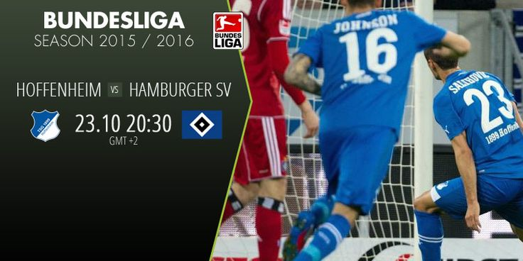Hoffenheim vs Hamburger SV. Support your team, BET and WIN. For more Information www.betboro.com
