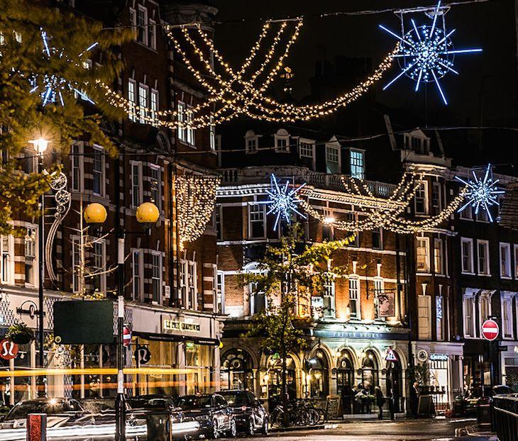 Marylebone London Christmas Lights London Londontravel Christmas Streetlight Merrychristmas London Christmas London Christmas Lights Christmas Lights