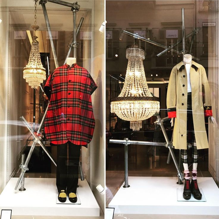 "BURBERRY, Via Montenapoleone, Milan, Italy, ""Shine a Light"", photo by Maurizio Vasile, pinned by Ton van der Veer"