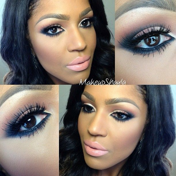 Black And Pink Kiss Makeup: Soft Pink Lips Images On Pinterest