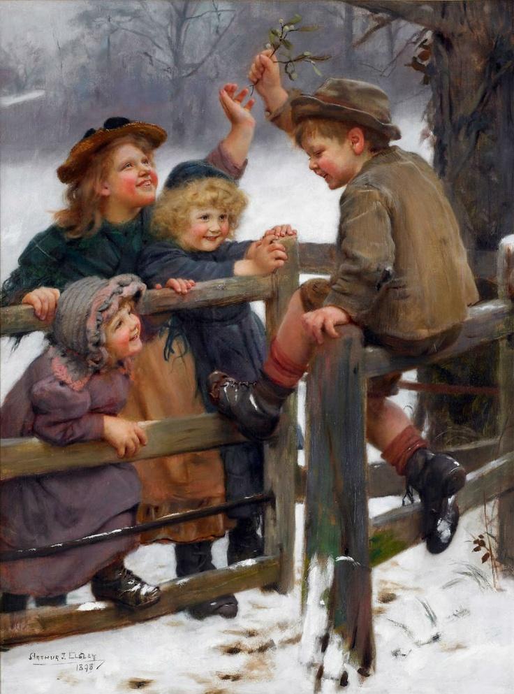 Arthur John Elsley (1860-1952):