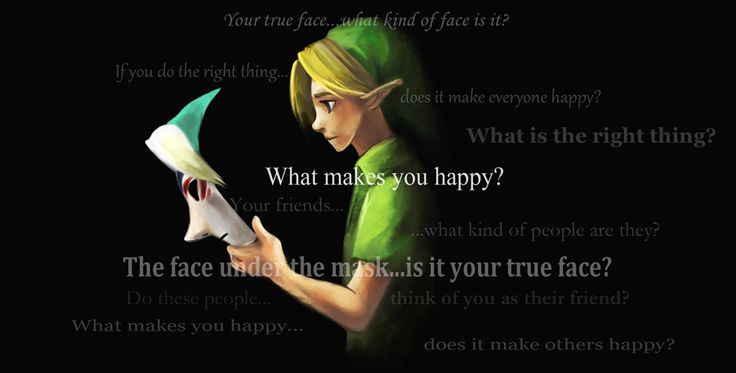 Majora's Mask quotes. <3 Oh, Skull Kid, we love you.... :)