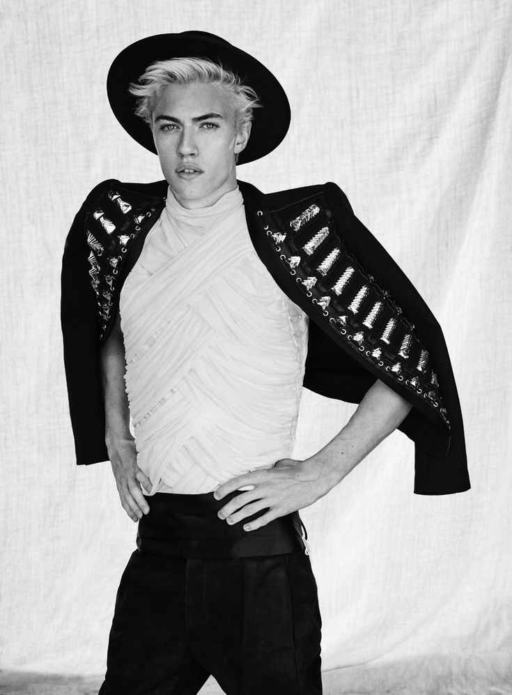 Lucky Blue For GQ Style Türkiye Spring/Summer 2016   Photographed by Sergi Pons ❤