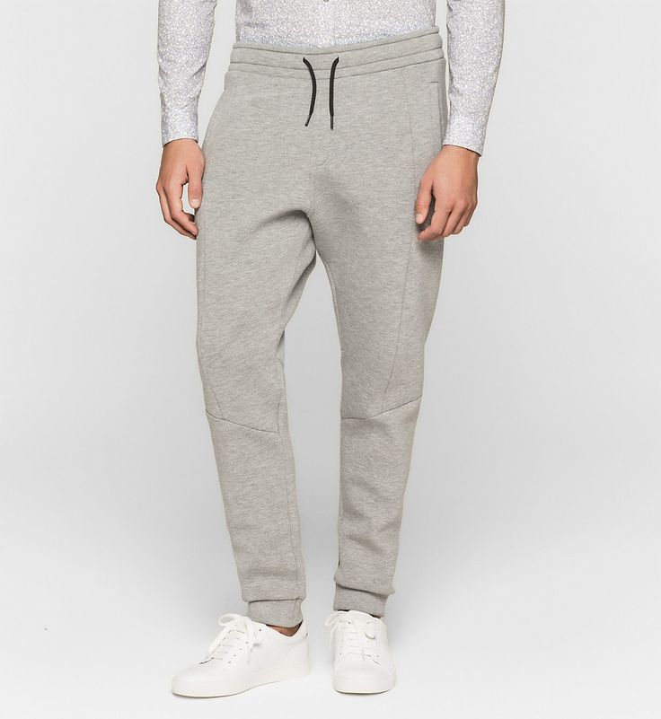 Shop Calvin Klein Bonded Jersey Sweatpants and stay up to date with the latest trends. Get 10% off your first order!