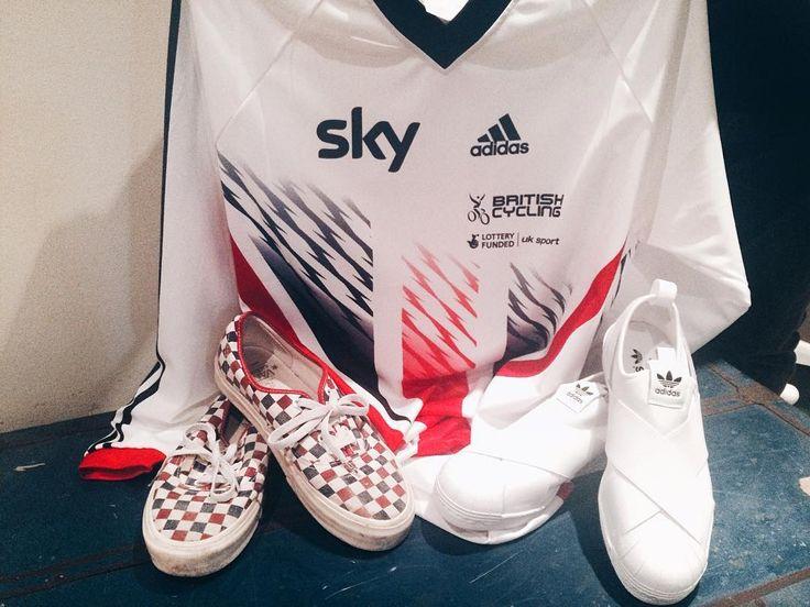 DAY 55. RACE DAY // REPRESENTING TEAM GB @ BMX WORLD CHAMPIONSHIPS  #bmx #sport #sky #adidas #vans #vansuk #goteam #couples #igdaily #hypefeet #igsneakercommunity #sneakers #wdywt #kickstagram #photooftheday #dailykicks #kicks #nicekicks #instakicks #style #kicksonfire #kicksoftheday by fourfeetdeep