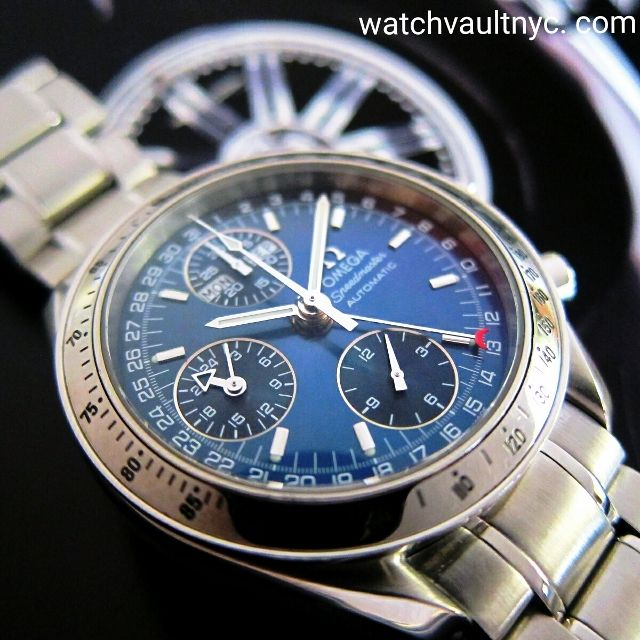 Omega Speedmaster Day Date 3523.80 Review