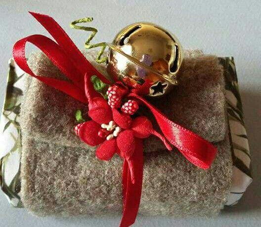 Sapone confezione natalizia