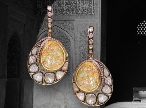 Roop Vohra (Mumbai - India): Roopa Vohra offers an ultimate luxury experience and has gained a reputation amongst patrons of art with an understanding and affinity for the opulent. For store details visit: http://www.myweddingbazaar.com/vendor.php?tpages=4&page=4&vendor_type=Jewellery