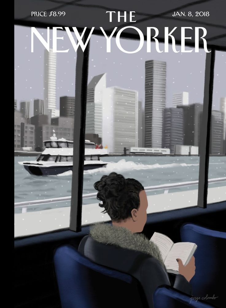 08 January 2018 The New Yorker