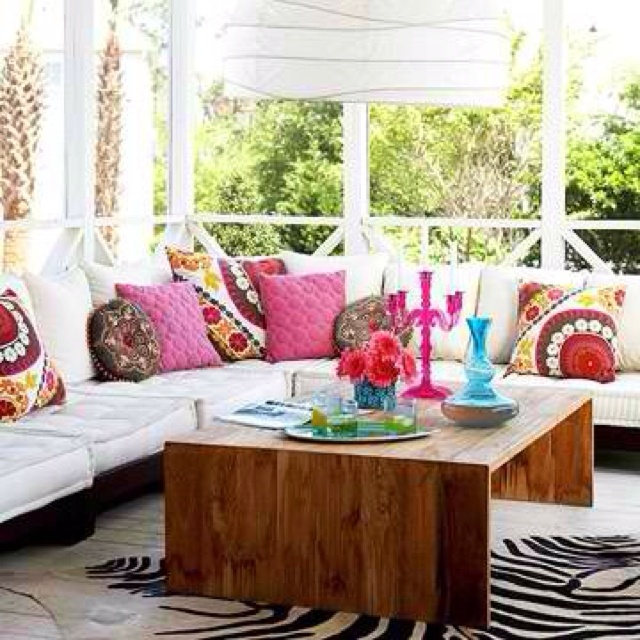 Colorful Outdoor Rooms: 9 Best Cape Flip Images On Pinterest