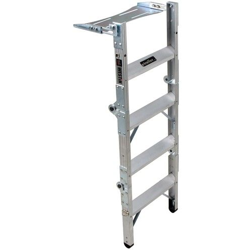 Westin Truck-Pal Fold-Up Bed Ladder Westin Truck Bed Accessories 10-3000