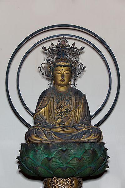 釈迦如来坐像(東福寺) Buddha [ Tōfuku-ji ] 13th century